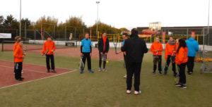 Tennisclub Bedum jeugdtraining