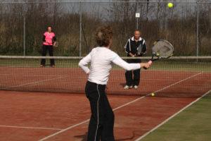 LTC Bedum tennis op kunstgras