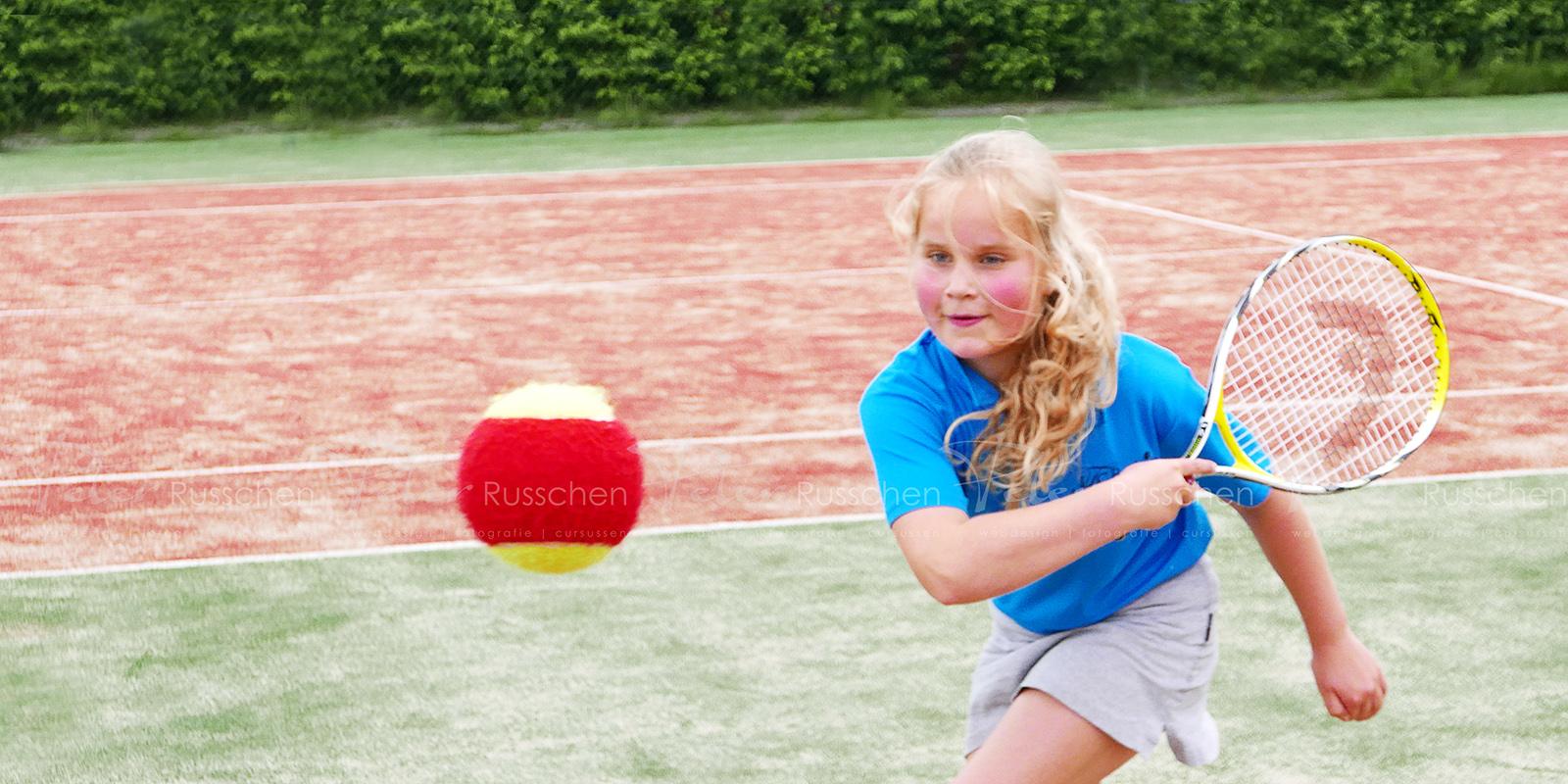 Tennis voor de jeugd